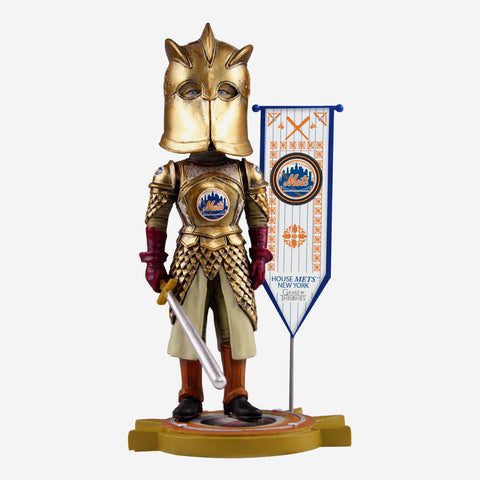 New York Mets Game Of Thrones Kingsguard Bobblehead