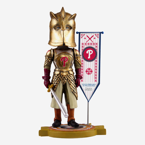Philadelphia Phillies Game Of Thrones Kingsguard Bobblehead