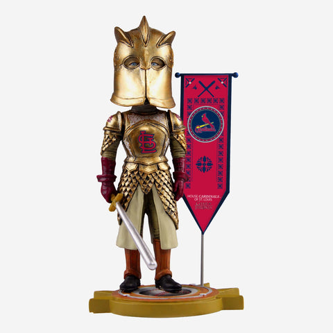 St Louis Cardinals Game Of Thrones Kingsguard Bobblehead