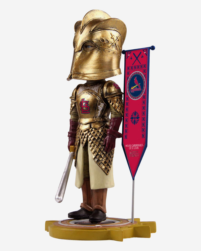 St Louis Cardinals Game Of Thrones Kingsguard Bobblehead FOCO - FOCO.com