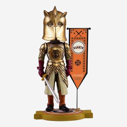 San Francisco Giants Game Of Thrones Kingsguard Bobblehead