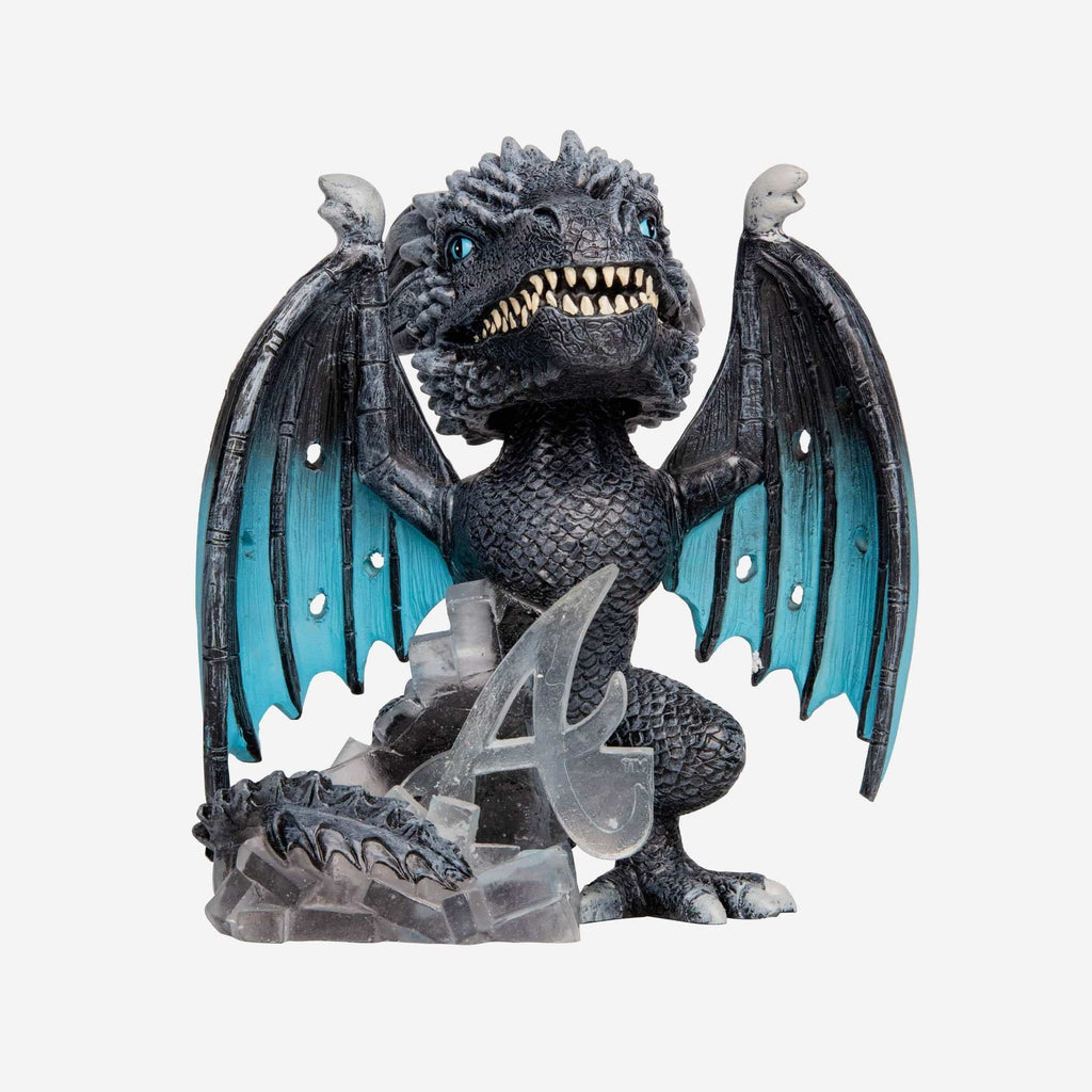 Atlanta Braves Game Of Thrones Ice Dragon Bobblehead FOCO - FOCO.com