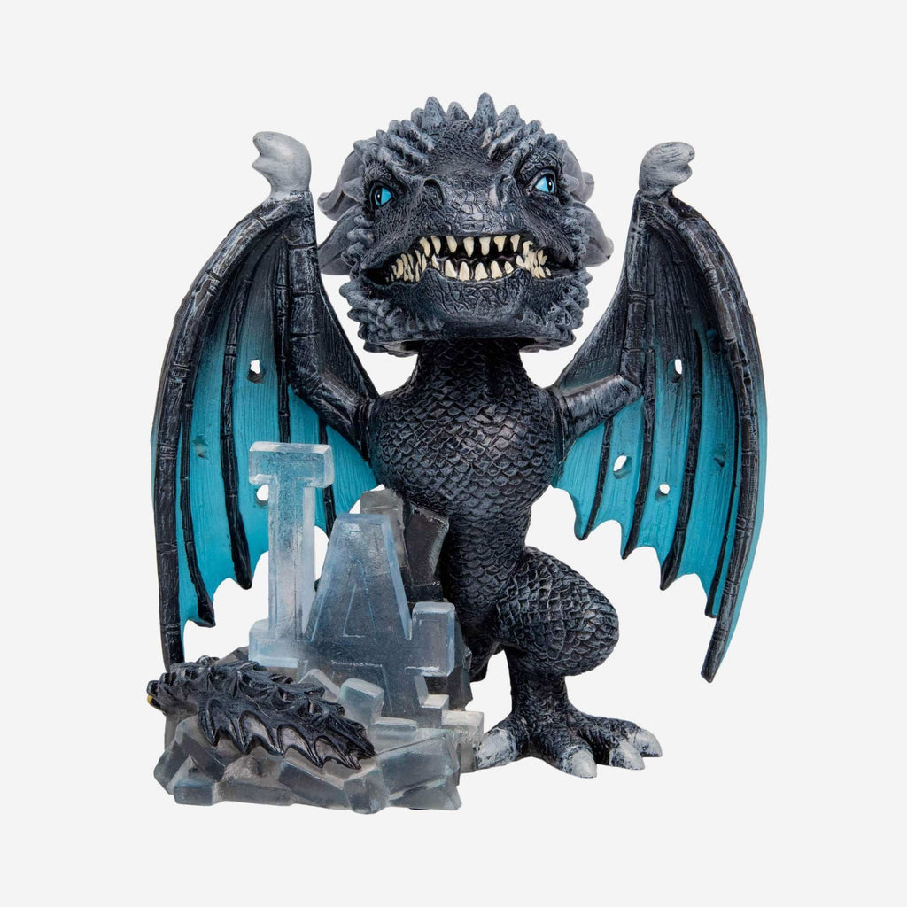 Los Angeles Dodgers Game of Thrones Ice Dragon Bobblehead FOCO - FOCO.com