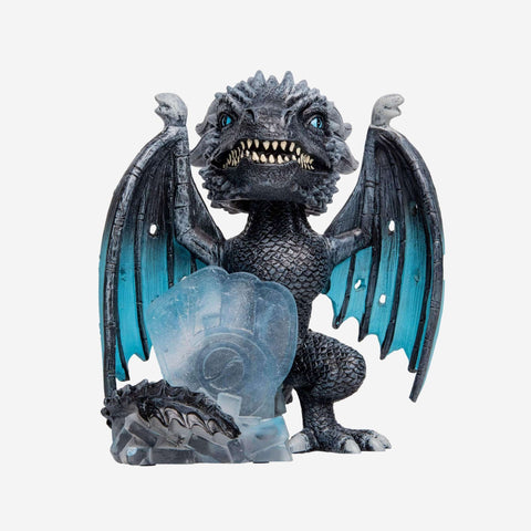 Milwaukee Brewers Game Of Thrones Ice Dragon Bobblehead