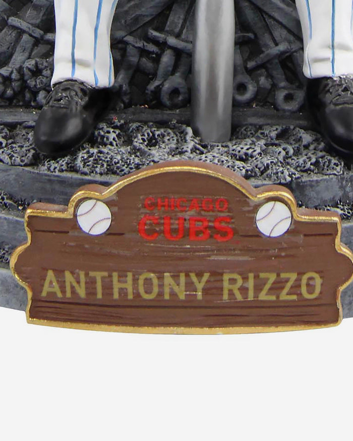 Chicago Cubs Anthony Rizzo Game Of Thrones Iron Throne Bobblehead FOCO - FOCO.com