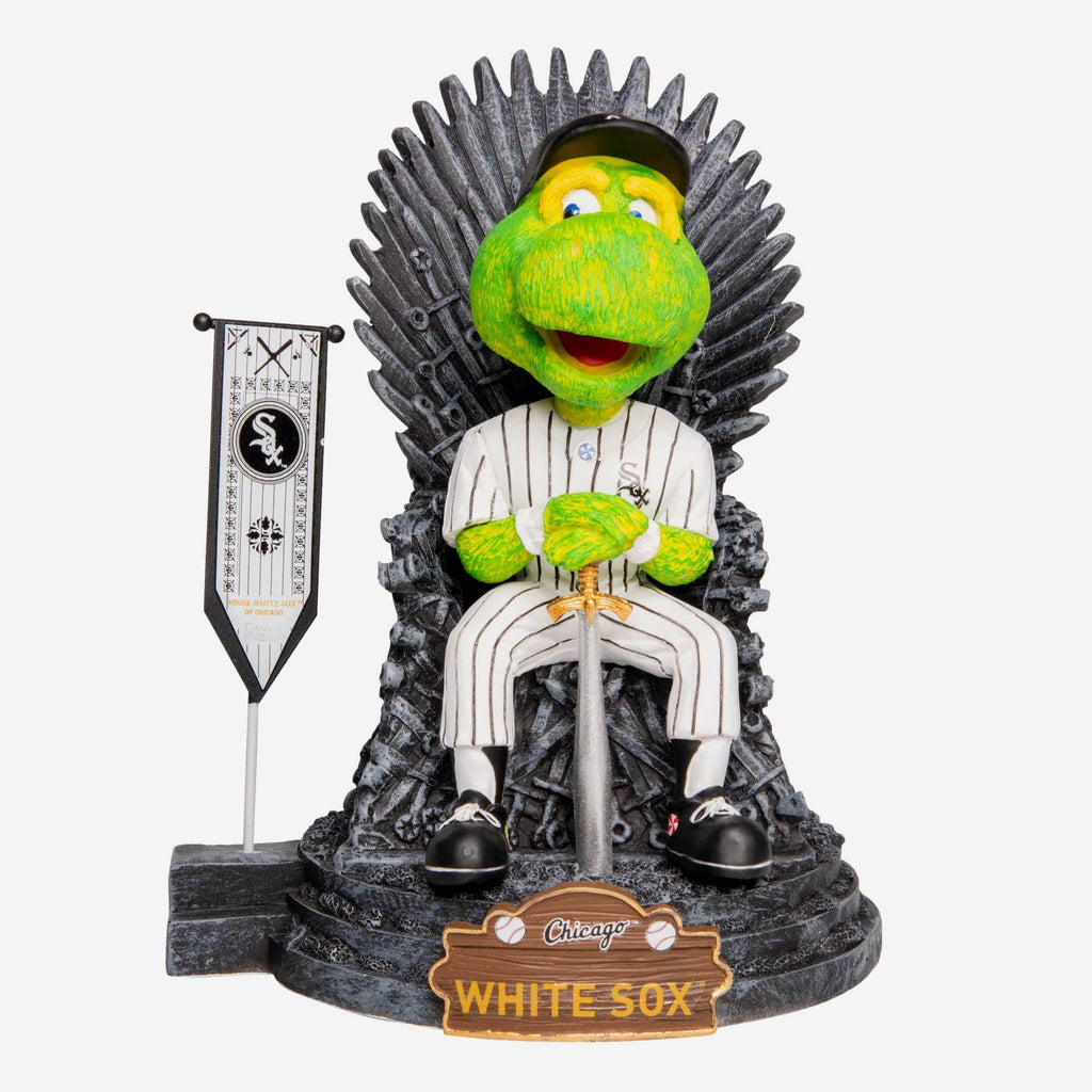 Chicago White Sox Southpaw Game Of Thrones Mascot Bobblehead FOCO - FOCO.com