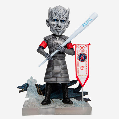 Los Angeles Angels Game Of Thrones Night King Bobblehead