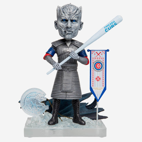 Chicago Cubs Game Of Thrones Night King Bobblehead