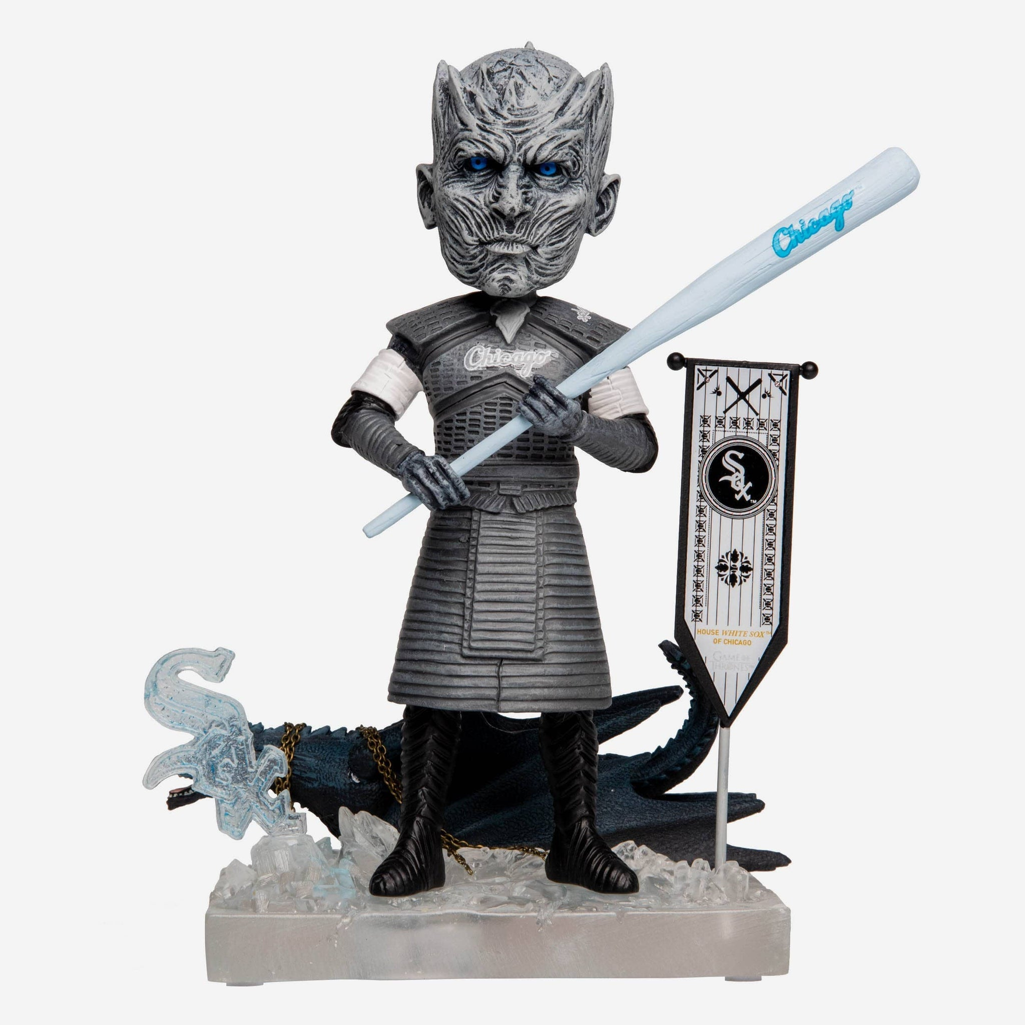 Chicago White Sox Game Of Thrones Night King Bobblehead
