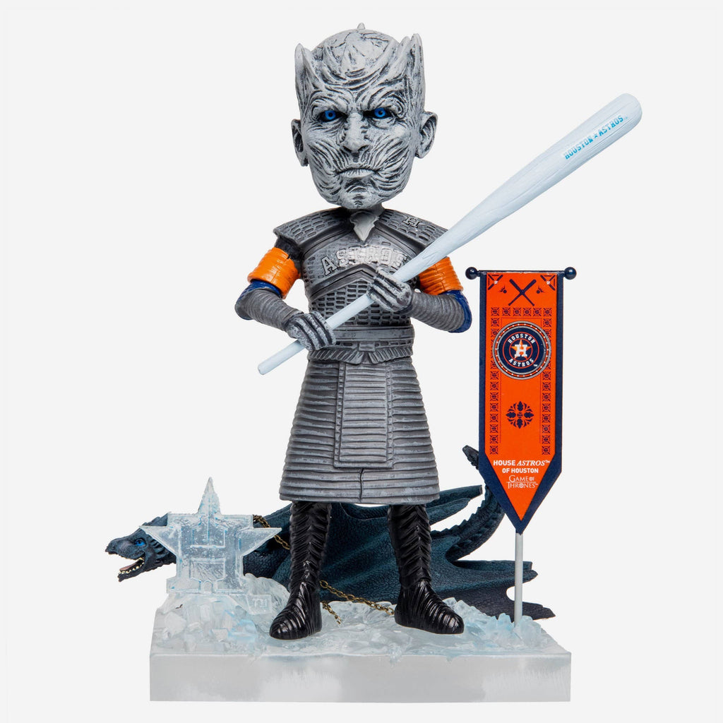 Houston Astros Game of Thrones Night King Bobblehead FOCO - FOCO.com