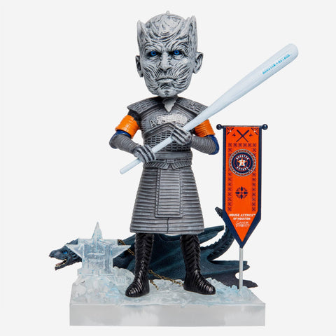 Houston Astros Game Of Thrones Night King Bobblehead