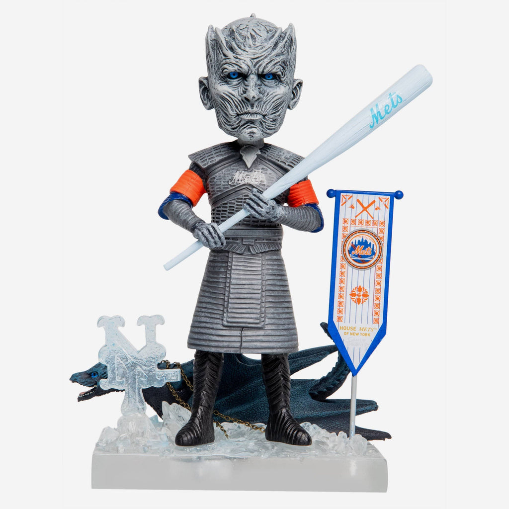 New York Mets Game Of Thrones Night King Bobblehead FOCO - FOCO.com