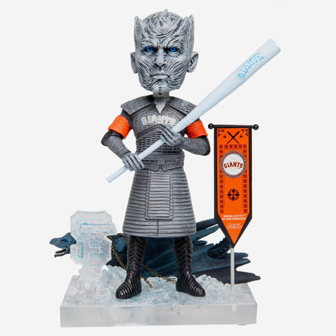 San Francisco Giants Game Of Thrones Night King Bobblehead