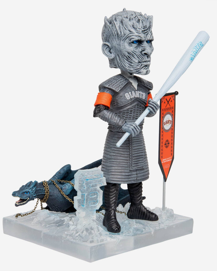 San Francisco Giants Game Of Thrones Night King Bobblehead FOCO - FOCO.com