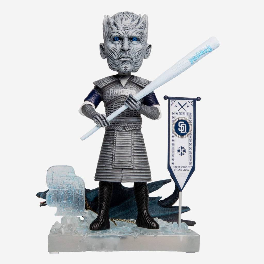 San Diego Padres Game Of Thrones Night King Bobblehead FOCO - FOCO.com