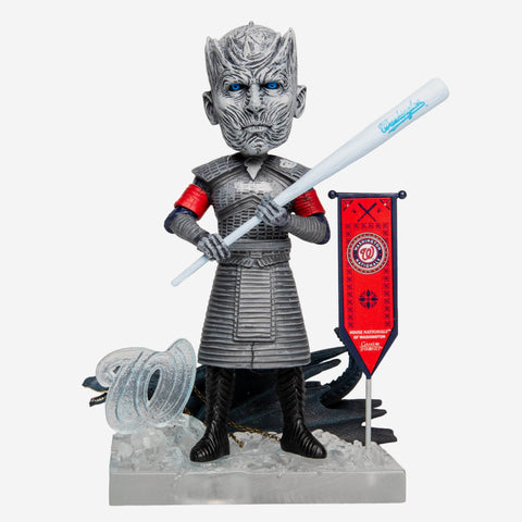 Washington Nationals Game Of Thrones Night King Bobblehead