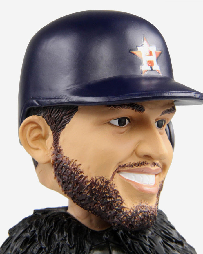 Houston Astros George Springer Game Of Thrones Night's Watch Bobblehead FOCO - FOCO.com