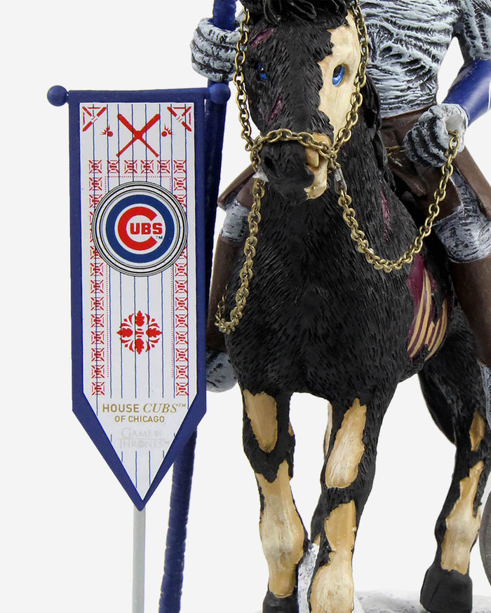 Chicago Cubs Game Of Thrones White Walker Bobblehead FOCO - FOCO.com