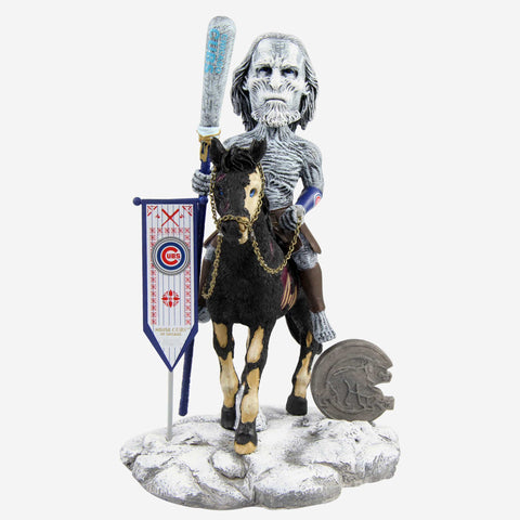 Chicago Cubs Game Of Thrones White Walker Bobblehead