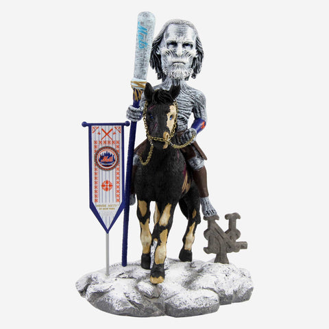 New York Mets Game Of Thrones White Walker Bobblehead