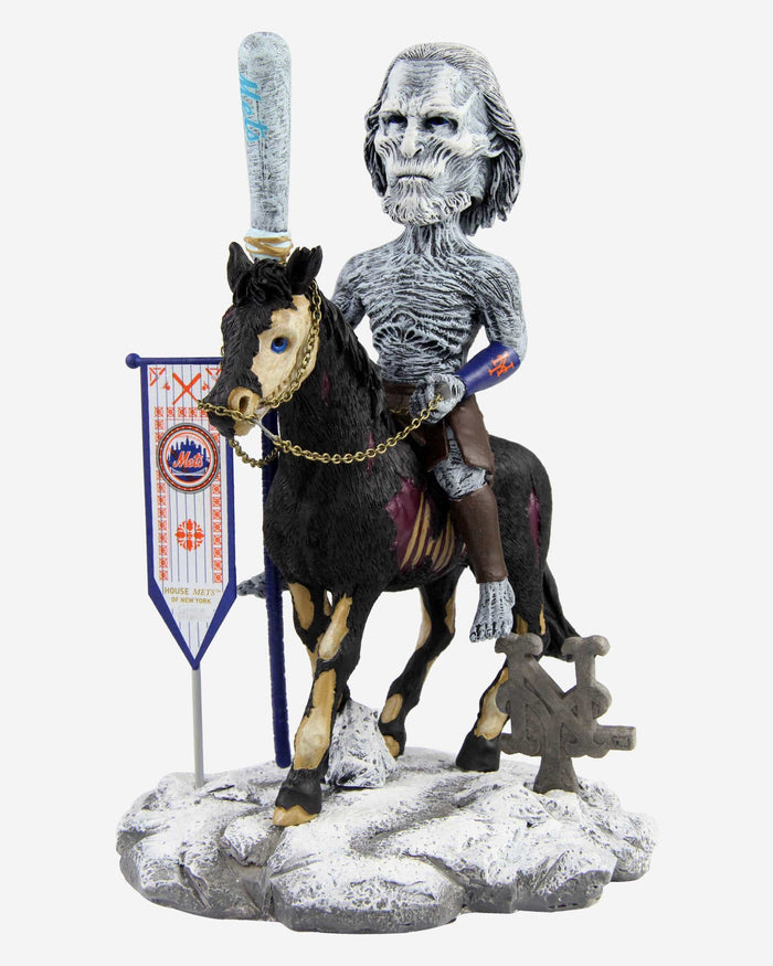 New York Mets Game Of Thrones White Walker Bobblehead FOCO - FOCO.com