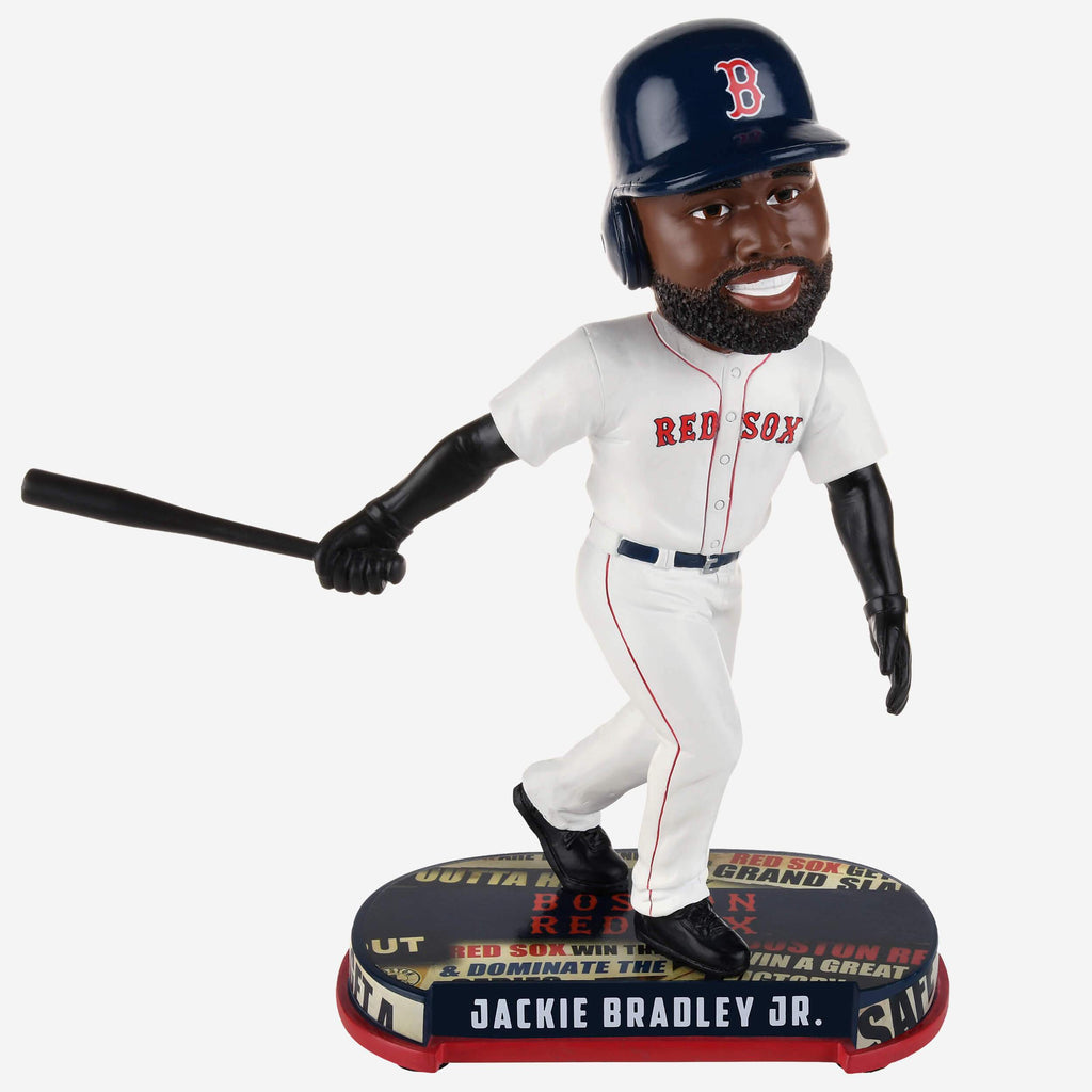 Jackie Bradley Jr. Boston Red Sox Headline Bobblehead FOCO - FOCO.com