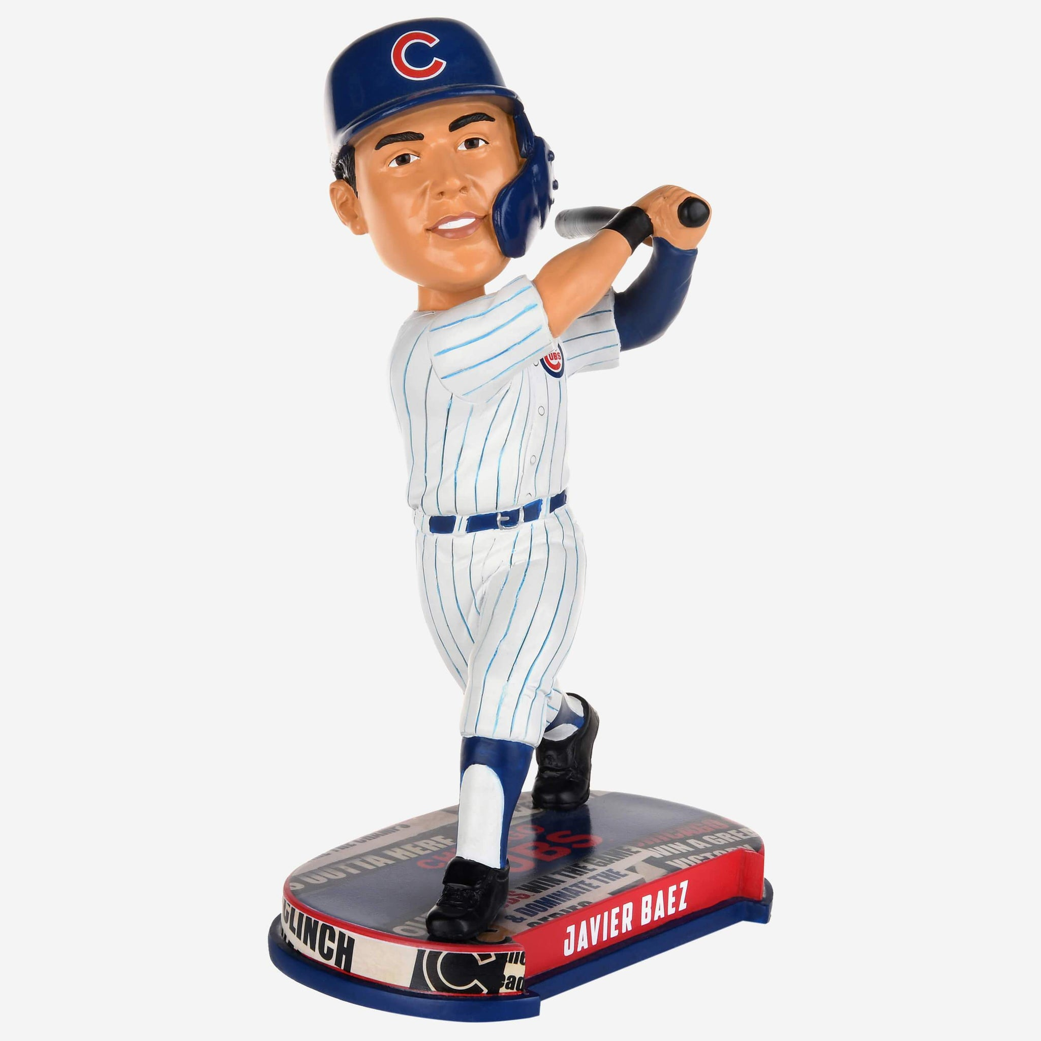 Javier Baez Chicago Cubs Headline Bobblehead