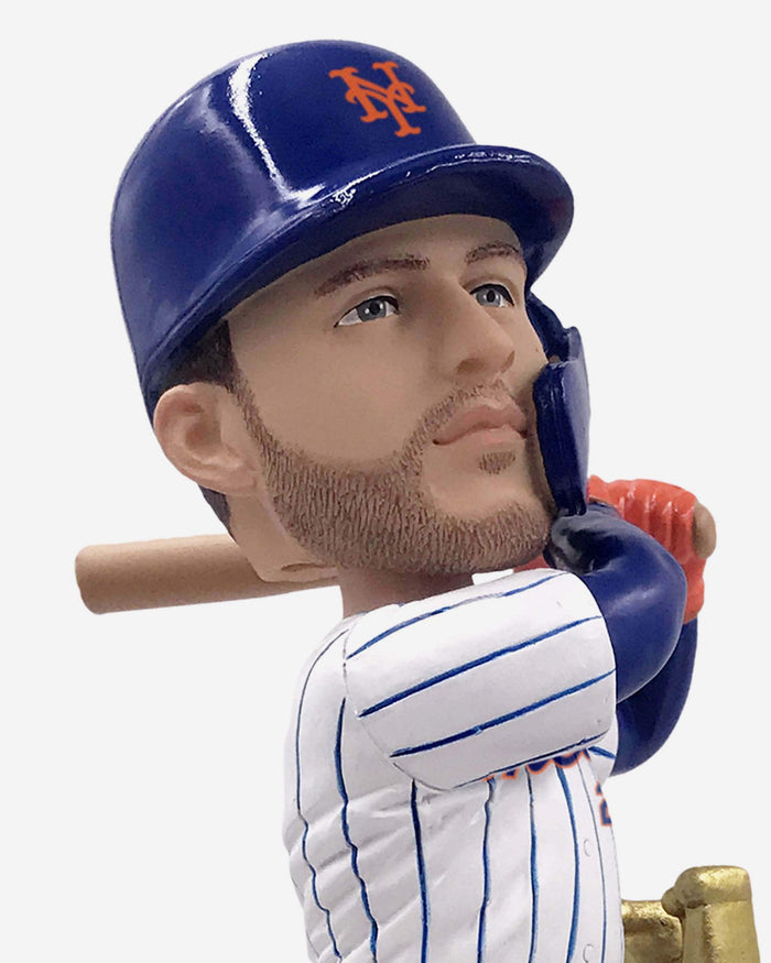 Pete Alonso New York Mets Rookie Home Run Record Bobblehead FOCO - FOCO.com