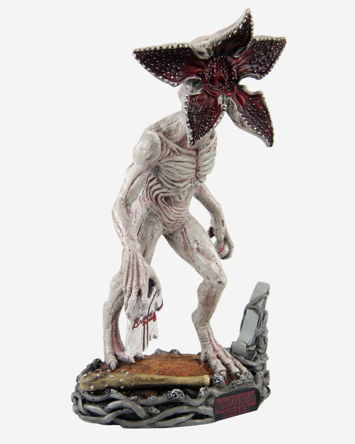 Atlanta Braves Stranger Things Demogorgon Bobblehead FOCO - FOCO.com