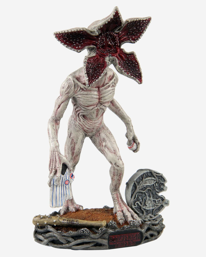 Chicago Cubs Stranger Things Demogorgon Bobblehead FOCO - FOCO.com