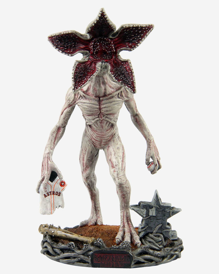 Houston Astros Stranger Things Demogorgon Bobblehead FOCO - FOCO.com