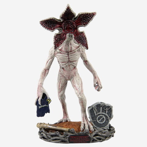 Milwaukee Brewers Stranger Things Demogorgon Bobblehead
