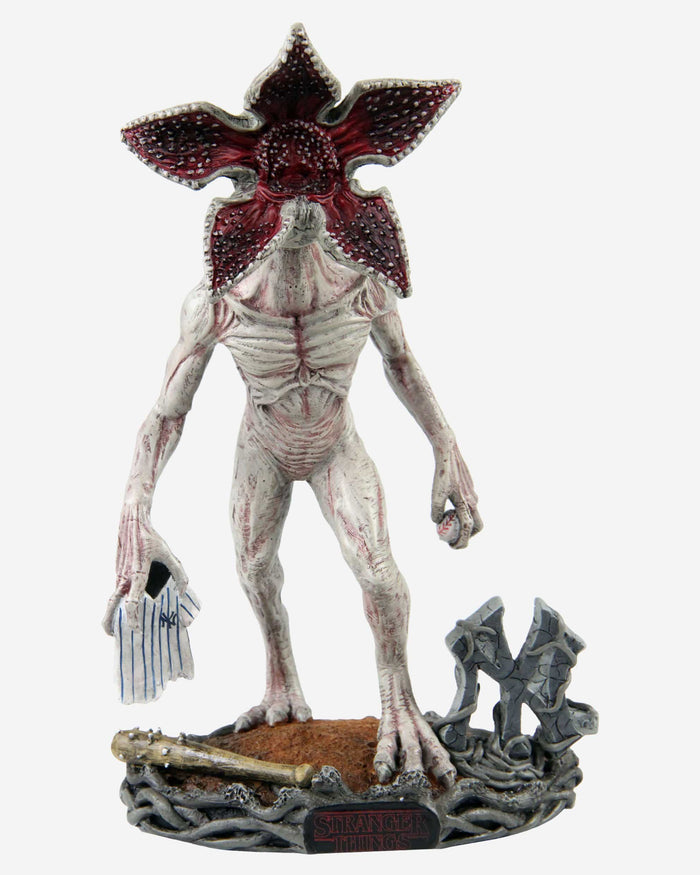 New York Yankees Stranger Things Demogorgon Bobblehead FOCO - FOCO.com