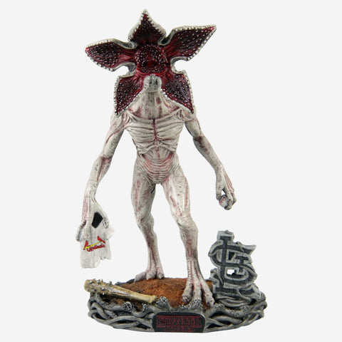 St Louis Cardinals Stranger Things Demogorgon Bobblehead
