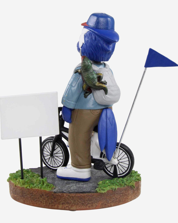 Ace Toronto Blue Jays Stranger Things Mascot On Bike Bobblehead FOCO - FOCO.com