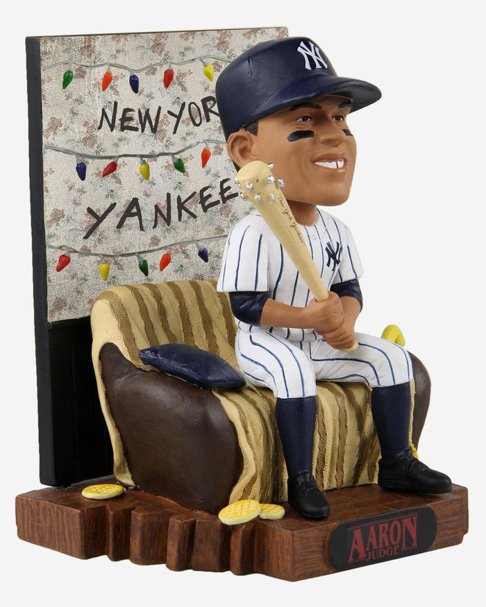 Aaron Judge New York Yankees Stranger Things Alphabet Wall Bobblehead FOCO - FOCO.com