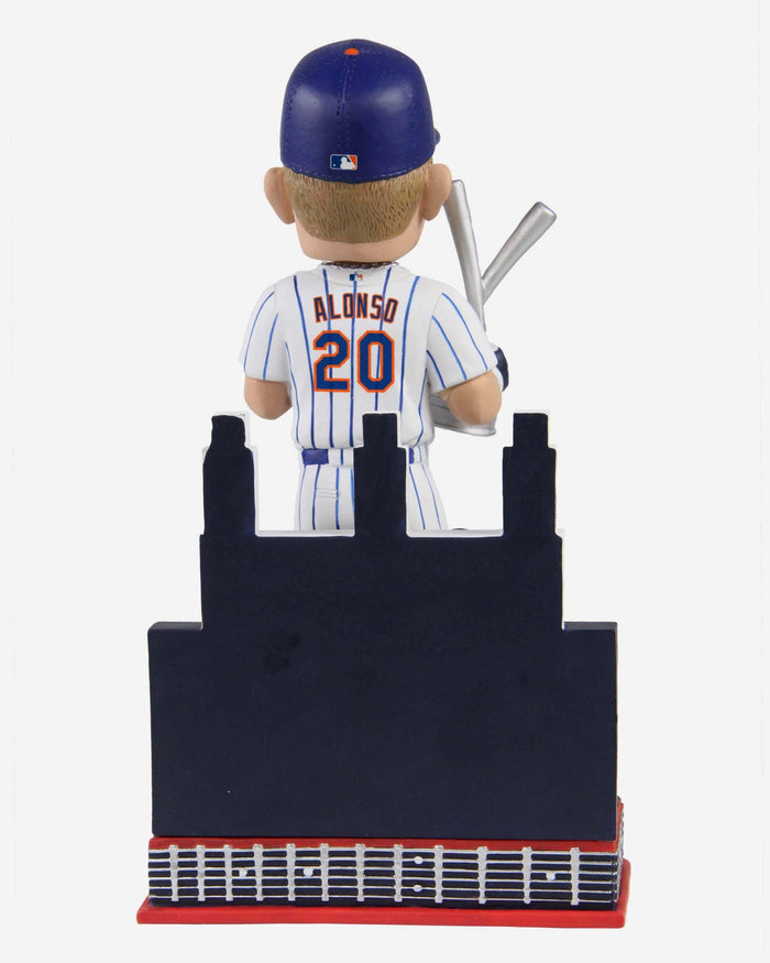 Pete Alonso New York Mets 2019 Home Run Derby Champion Bobblehead FOCO - FOCO.com
