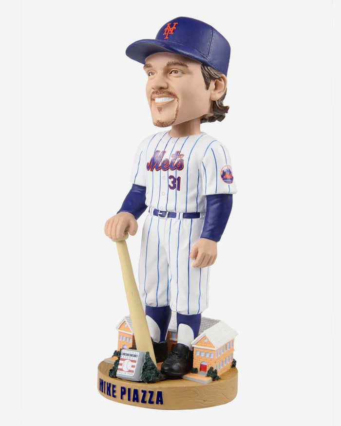 Mike Piazza New York Mets Legends Of The Park Hall of Fame Bobblehead FOCO - FOCO.com