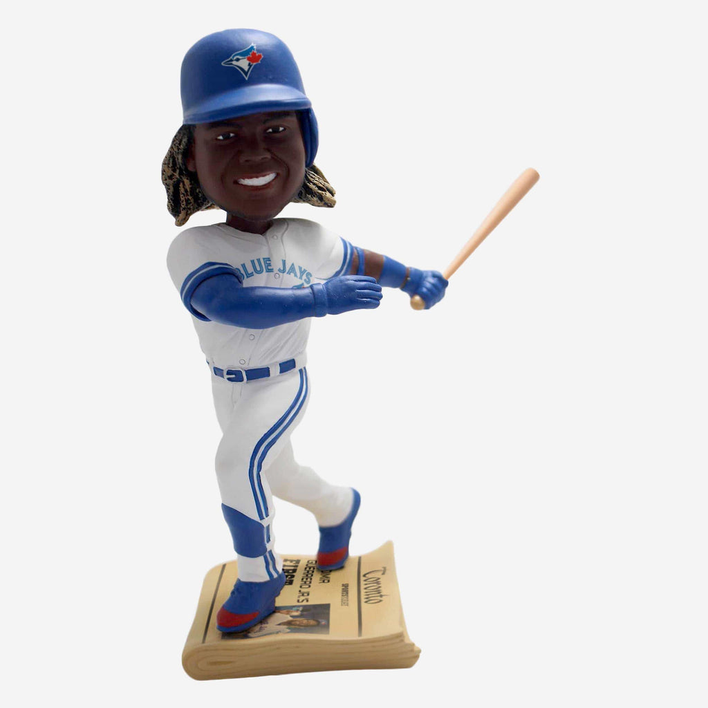 Vladimir Guerrero Jr Toronto Blue Jays Big League Debut Bobblehead FOCO - FOCO.com