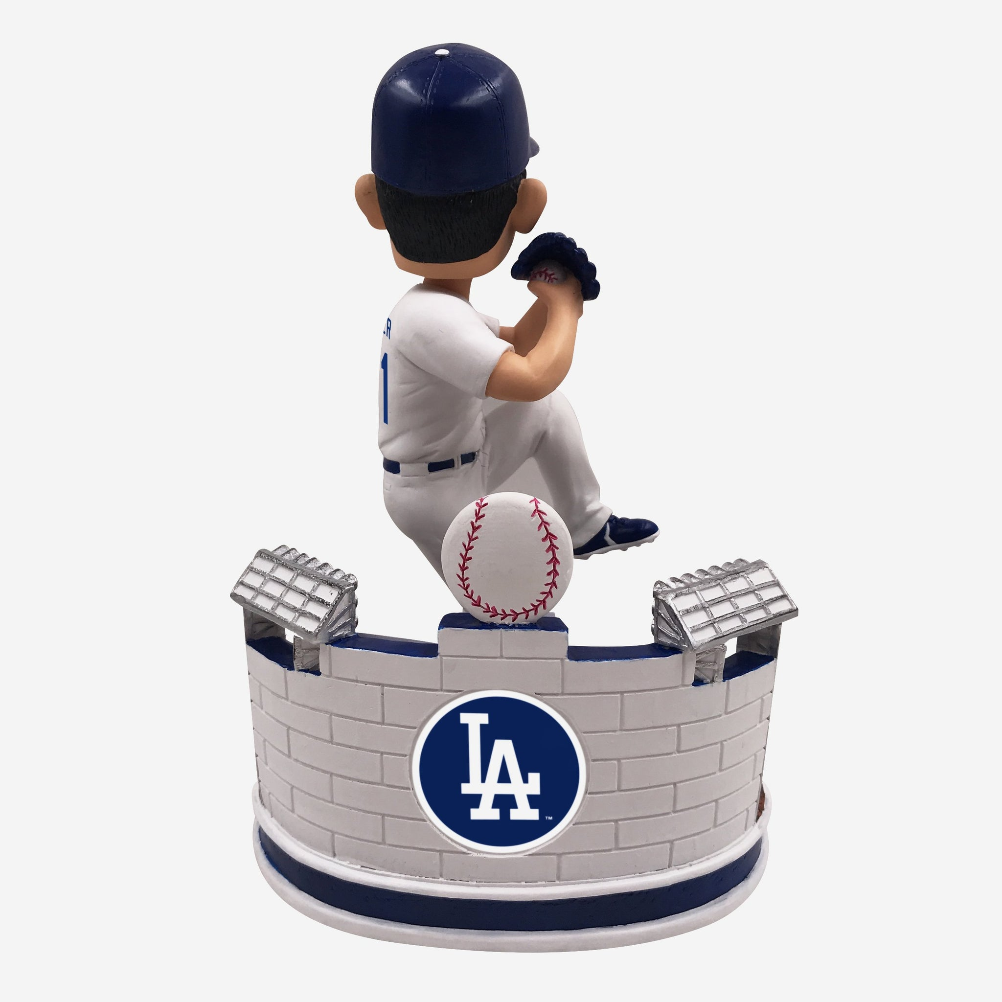 Walker Buehler Los Angeles Dodgers Rookie Bobblehead FOCO - FOCO.com