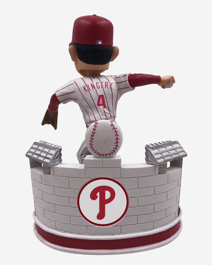 Scott Kingery Philadelphia Phillies Rookie Bobblehead FOCO - FOCO.com