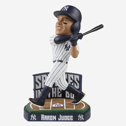 Aaron Judge New York Yankees Savages In The Box Bobblehead