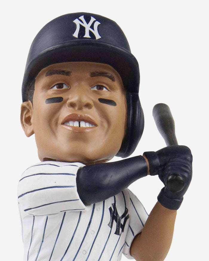 Aaron Judge New York Yankees Savages In The Box Bobblehead FOCO - FOCO.com