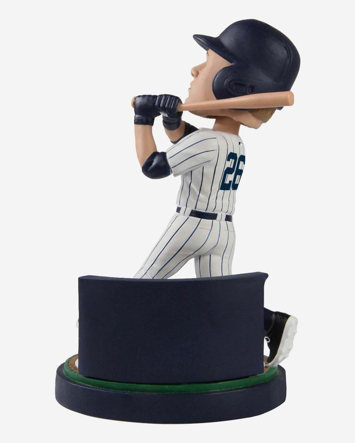 DJ LeMahieu New York Yankees Savages In The Box Bobblehead FOCO - FOCO.com