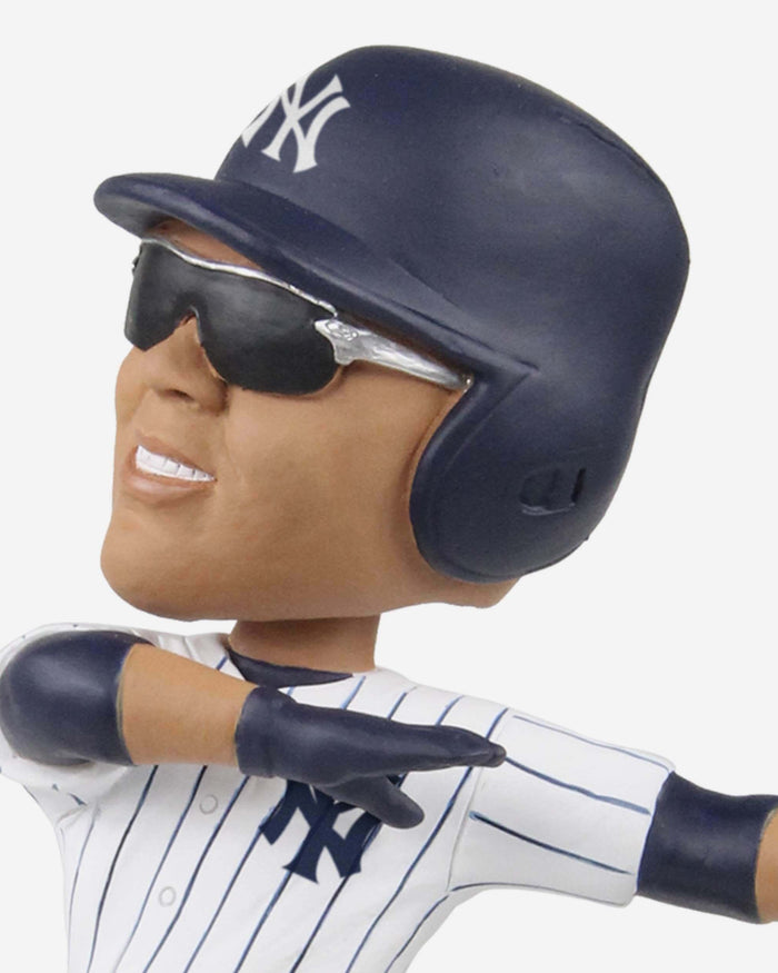 Edwin Encarnacion New York Yankees Savages In The Box Bobblehead FOCO - FOCO.com