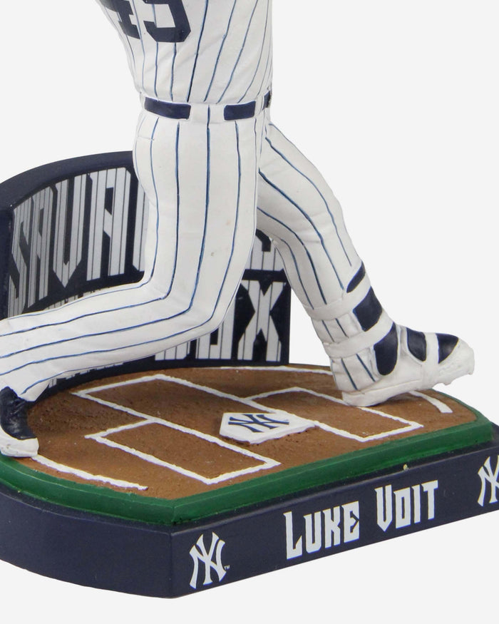 Luke Voit New York Yankees Savages In The Box Bobblehead FOCO - FOCO.com