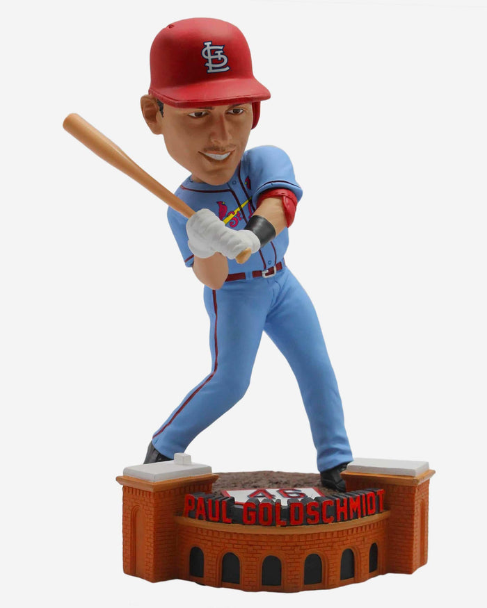 Paul Goldschmidt St Louis Cardinals Thematic Bobblehead FOCO - FOCO.com