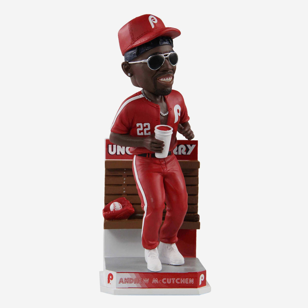 Andrew McCutchen Philadelphia Phillies Uncle Larry Bobblehead FOCO - FOCO.com