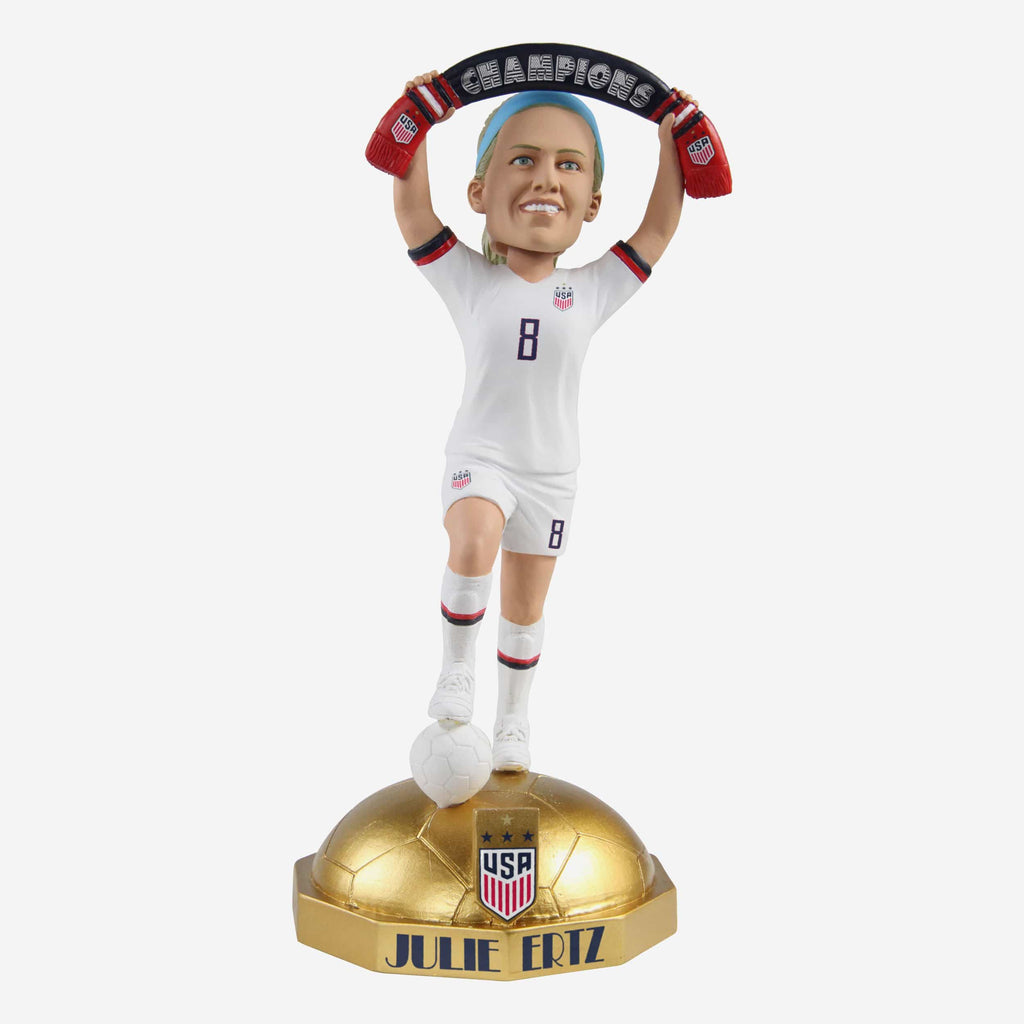 Julie Ertz US Womens National Soccer Team Championship Bobblehead FOCO - FOCO.com