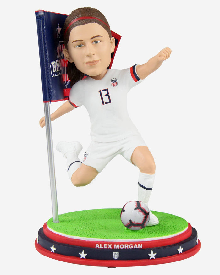 Alex Morgan US Womens National Soccer Team Bobblehead FOCO - FOCO.com